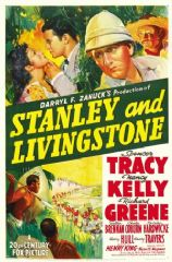 Stanley and Livingstone 1939 DVD - Spencer Tracy / Nancy Kelly